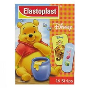 Elastoplast Winnie the Pooh Plasters