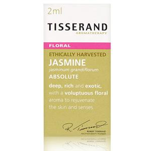 Tisserand Jasmine Absolute Ethically Harvested Essential Oil