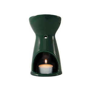 Image of Absolute Aromas Oil Burner - Absolute Green