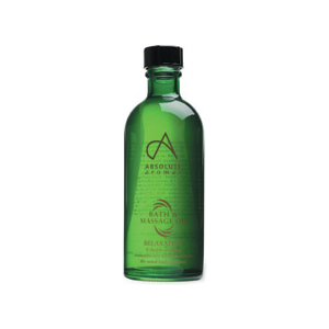 Absolute Aromas De-stress Bath And Massage Oil