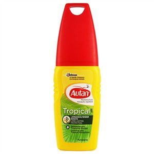 Autan Tropical Long Lasting Protection Pump Spray