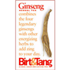 Birt & Tang Ginseng Herbal Tea