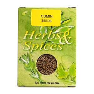 Cotswold Health Products Cumin Seeds