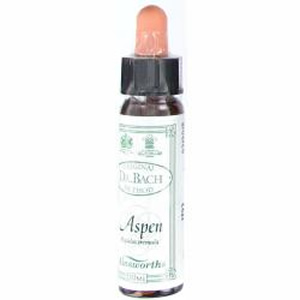 Dr Bach Aspen Bach Flower Remedy