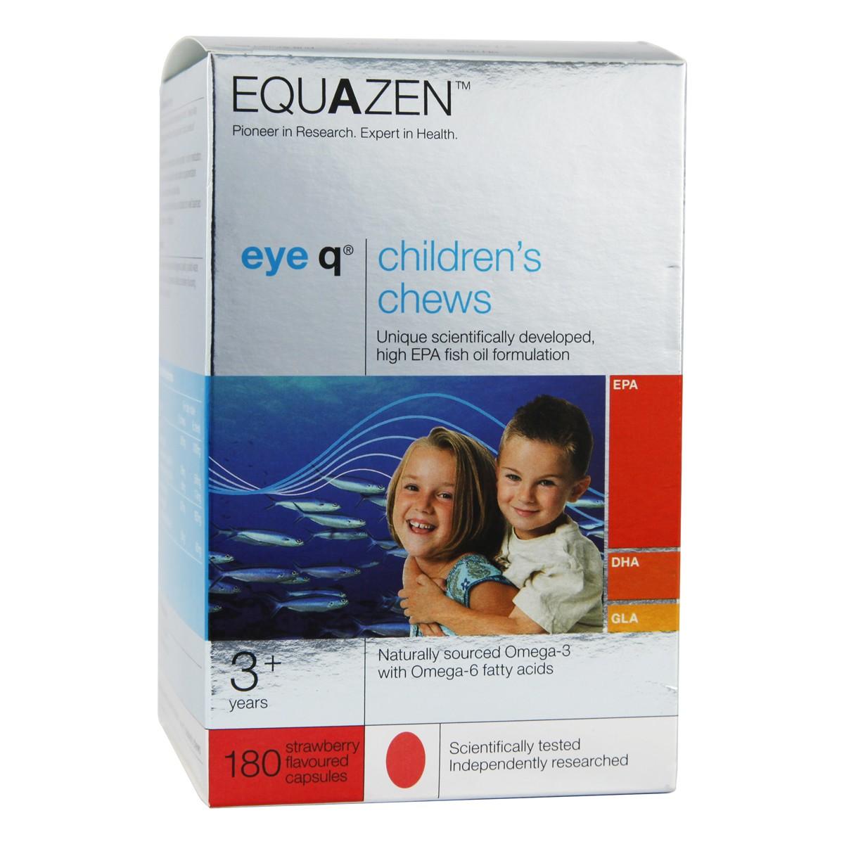Equazen Eye Q Children`s Chews