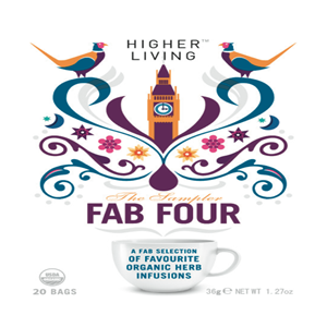 Higher Living Fab Four Variety Pack