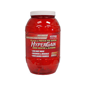 Hyperstrength Hyper Gain Strawberry 5450g