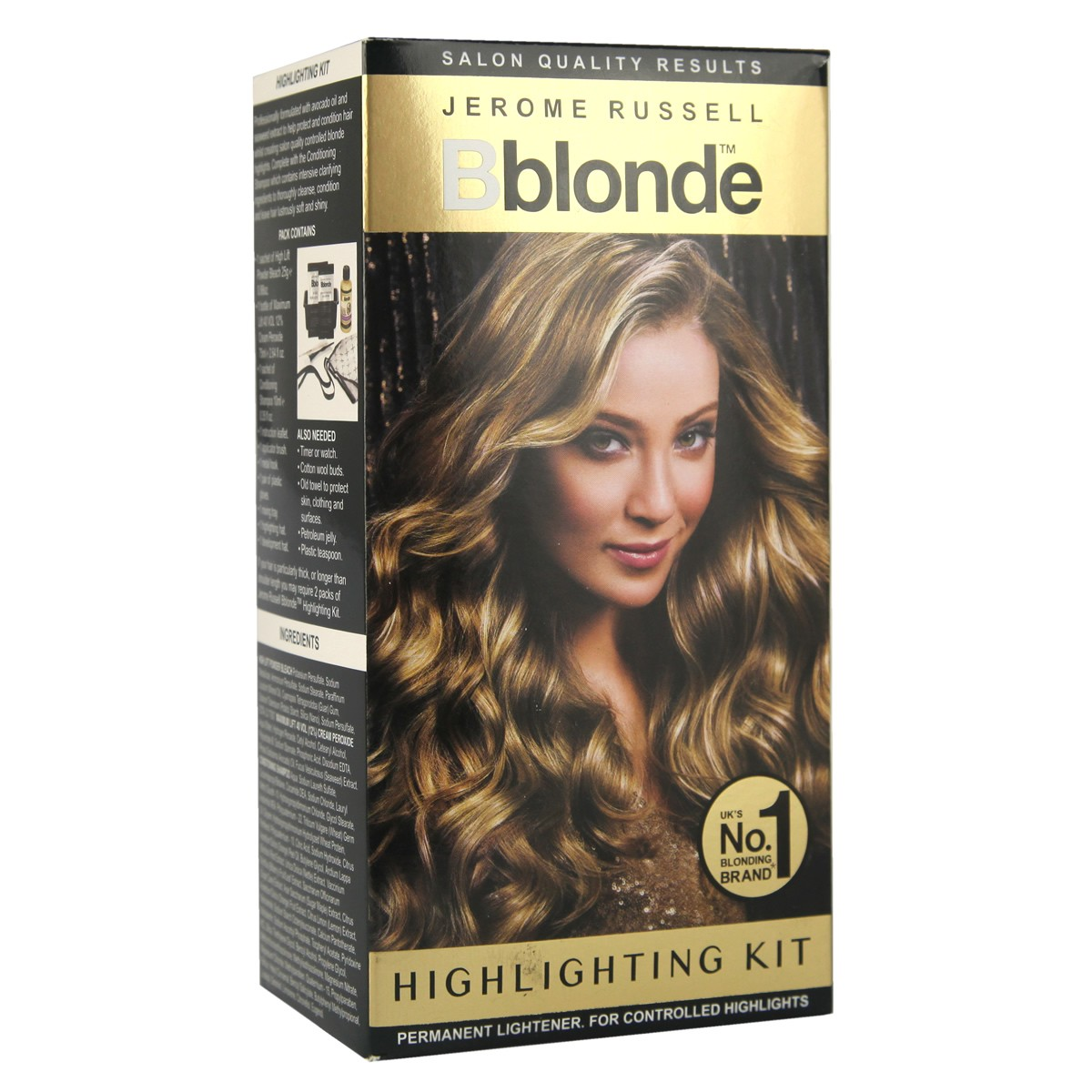 Jerome Russell Bblonde Highlighting Kit