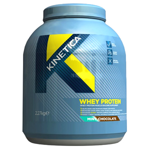 Kinetica Whey Protein Chocolate Mint 2270g