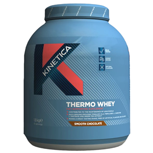 Kinetica Thermo Whey Smooth Chocolate 1800g