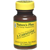 Natures Plus L-Carnitine 300 mg Vcaps