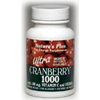Natures Plus Ultra Cranberry 1000 Sustained Release Tablets