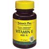 Natures Plus Vitamin E 400 IU Mixed Tocopherol Softgels
