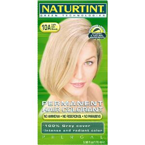 Naturtint Permanent Hair Colorant - 10A Light Ash Blonde