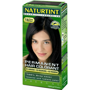 Naturtint Permanent Hair Colorant - 1N Ebony Black