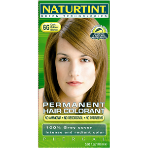 Naturtint Permanent Hair Colorant - 6G Dark Golden Blonde
