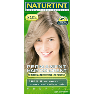 Naturtint Permanent Hair Colorant - 8A Ash Blonde