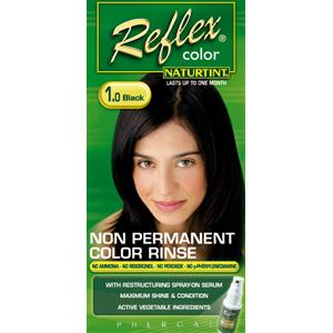 Naturtint Reflex Non Permanent Colorant - 1.0 Black