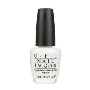 OPI Soft Shades Nail Lacquer Alpine Snow