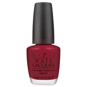 OPI Classic Nail Laquer Got The Blues For Red