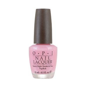 OPI Rosy Future Nail Lacquer