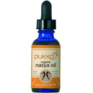 Pukka Nasya Nasal Oil Nose Dropper