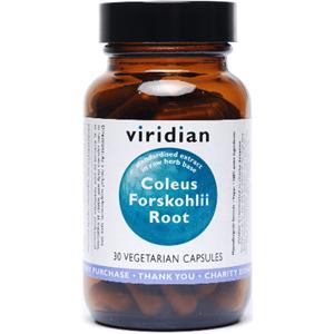 Viridian Coleus Forskholii Veg Caps