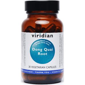 Viridian Dong Quai Root Veg Caps