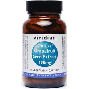 Viridian Grapefruit Seed Extract Veg Caps