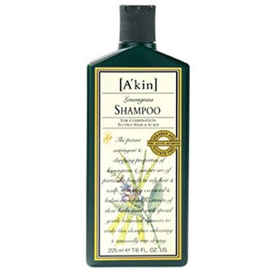 A'kin Lemongrass Shampoo for Oily Hair