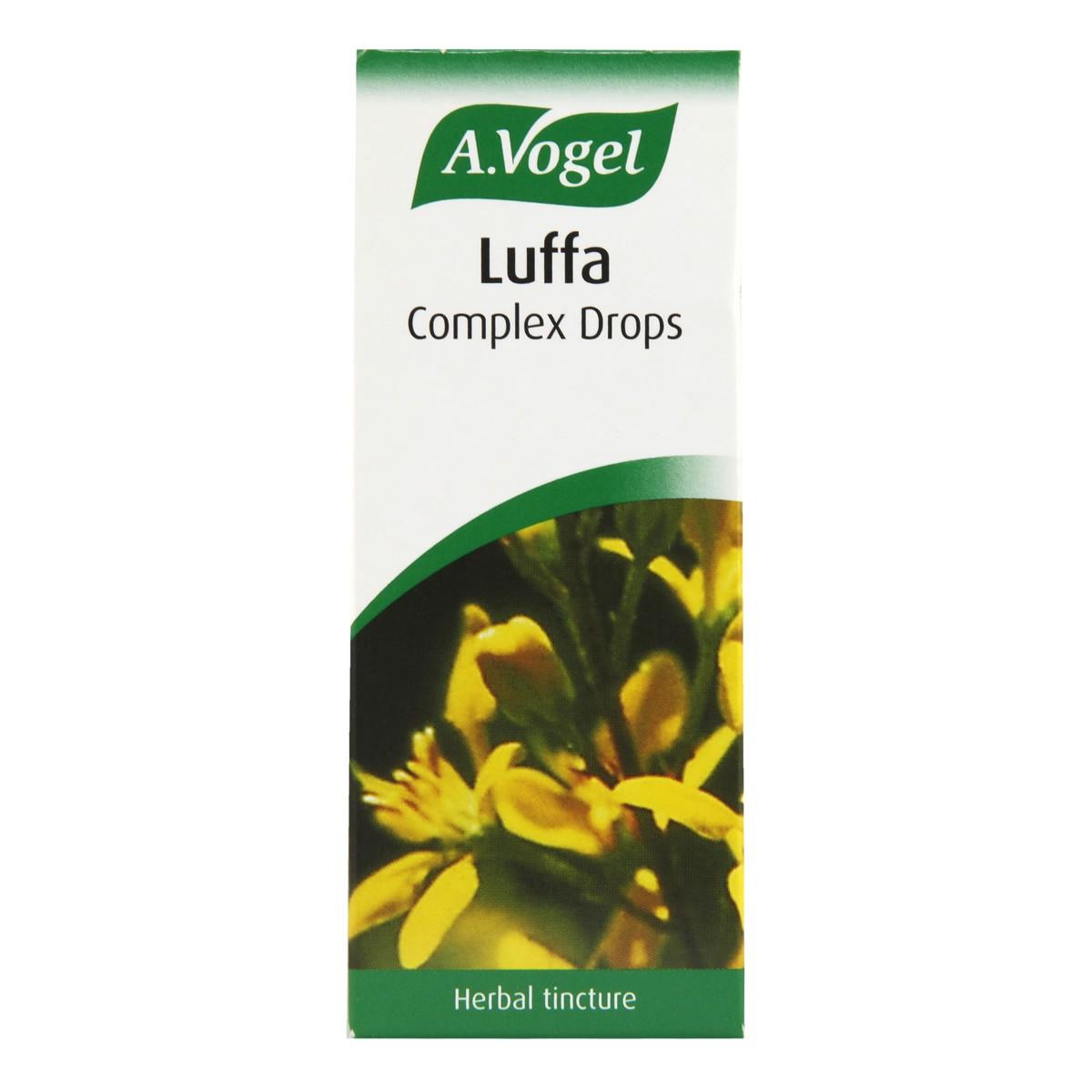 A.Vogel Luffa Complex Drops