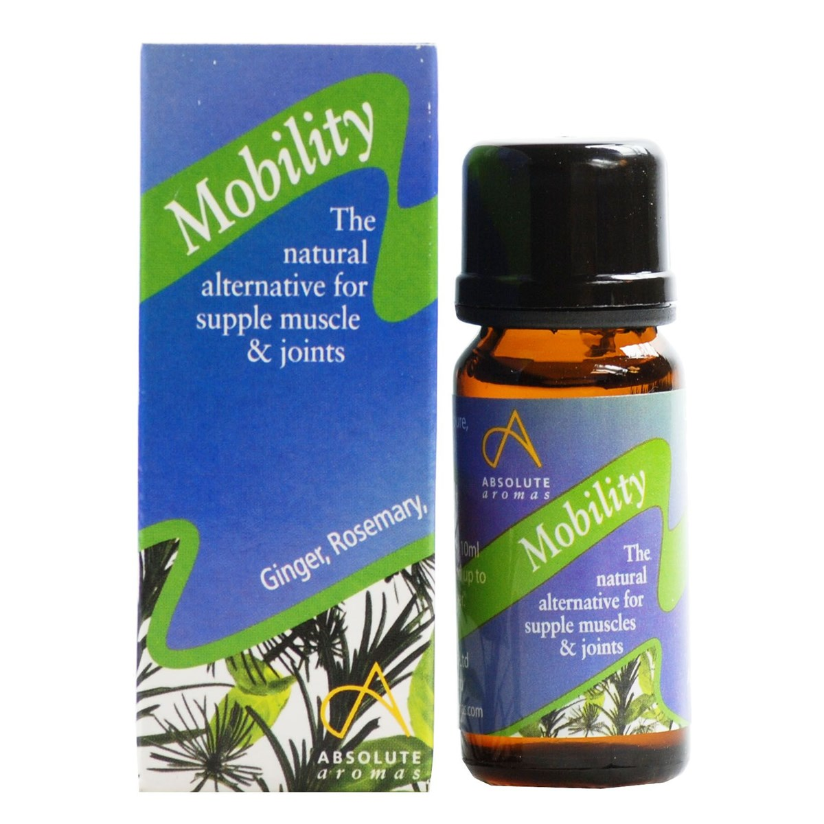 Absolute Aromas Mobility Essential Blend