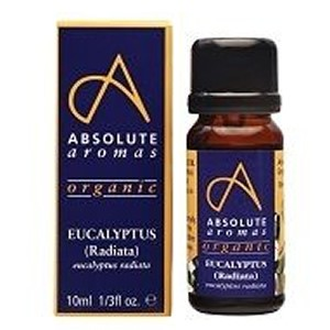 Absolute Aromas Organic Eucalyptus Radiata Oil