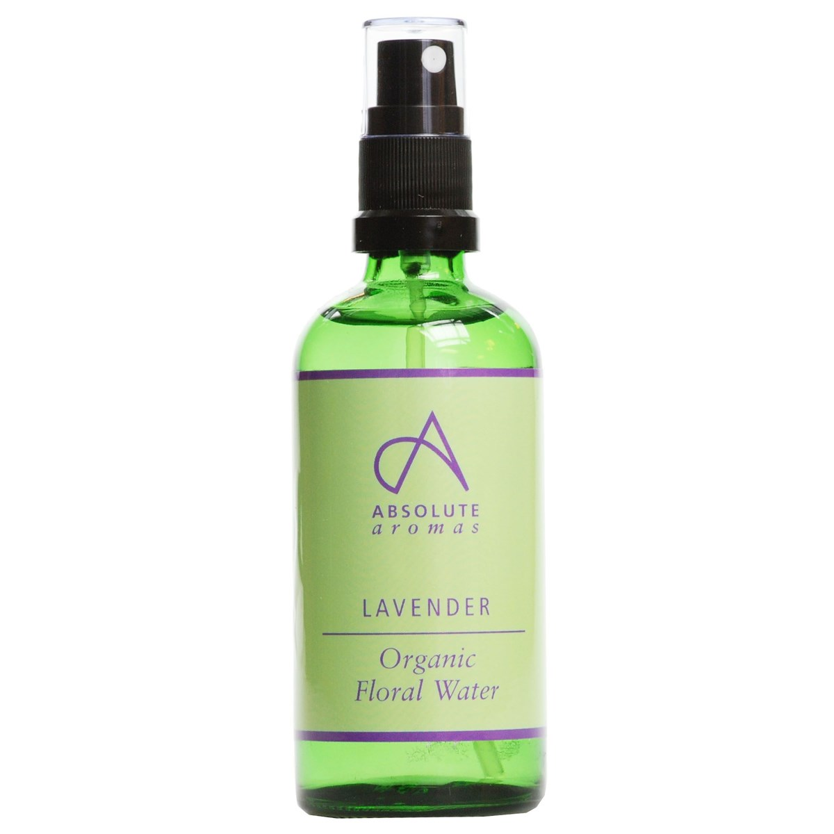 Absolute Aromas Organic Lavender Floral Water