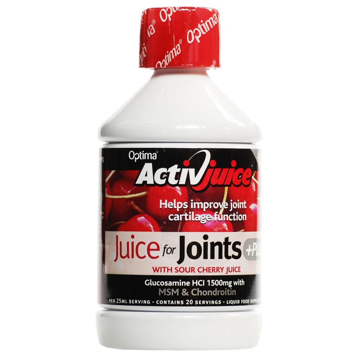 Activ Juice AJ Cherry 1000ml