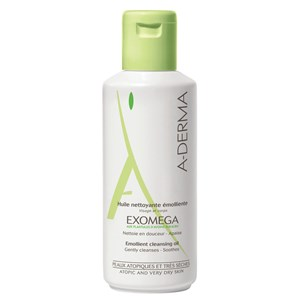 Aderma Exomega Cleansing Oil with Oat Milk