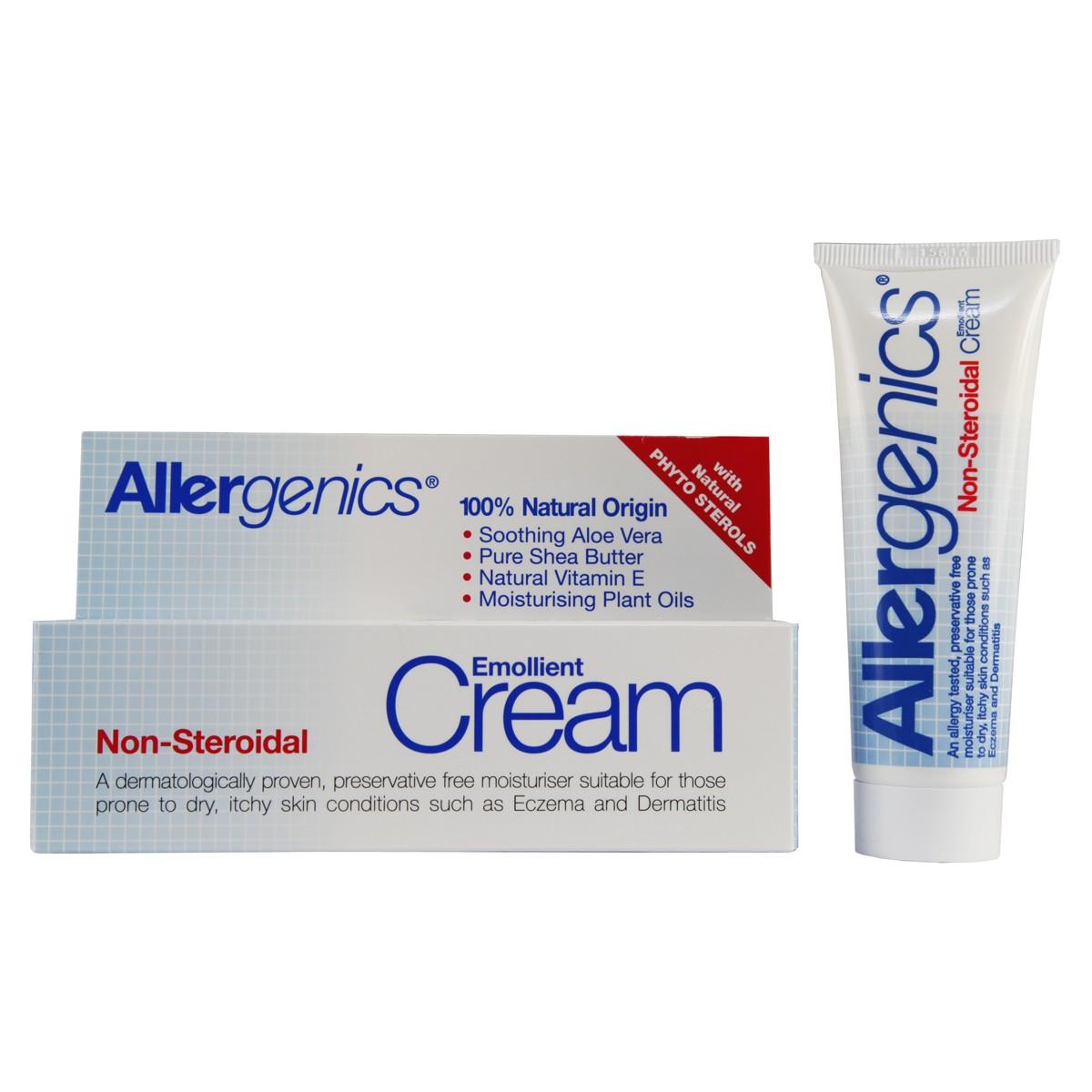 Allergenics Steroid Free Emollient Cream