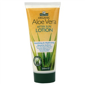 Aloe Pura Aloe Vera After Sun Lotion