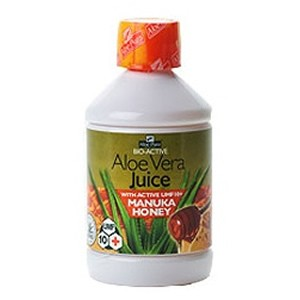 Aloe Pura Aloe Vera Juice with Manuka Honey UMF10
