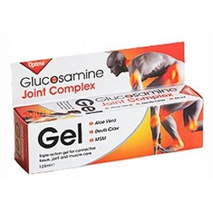 Aloe Pura Optima Glucosamine Joint Complex Gel