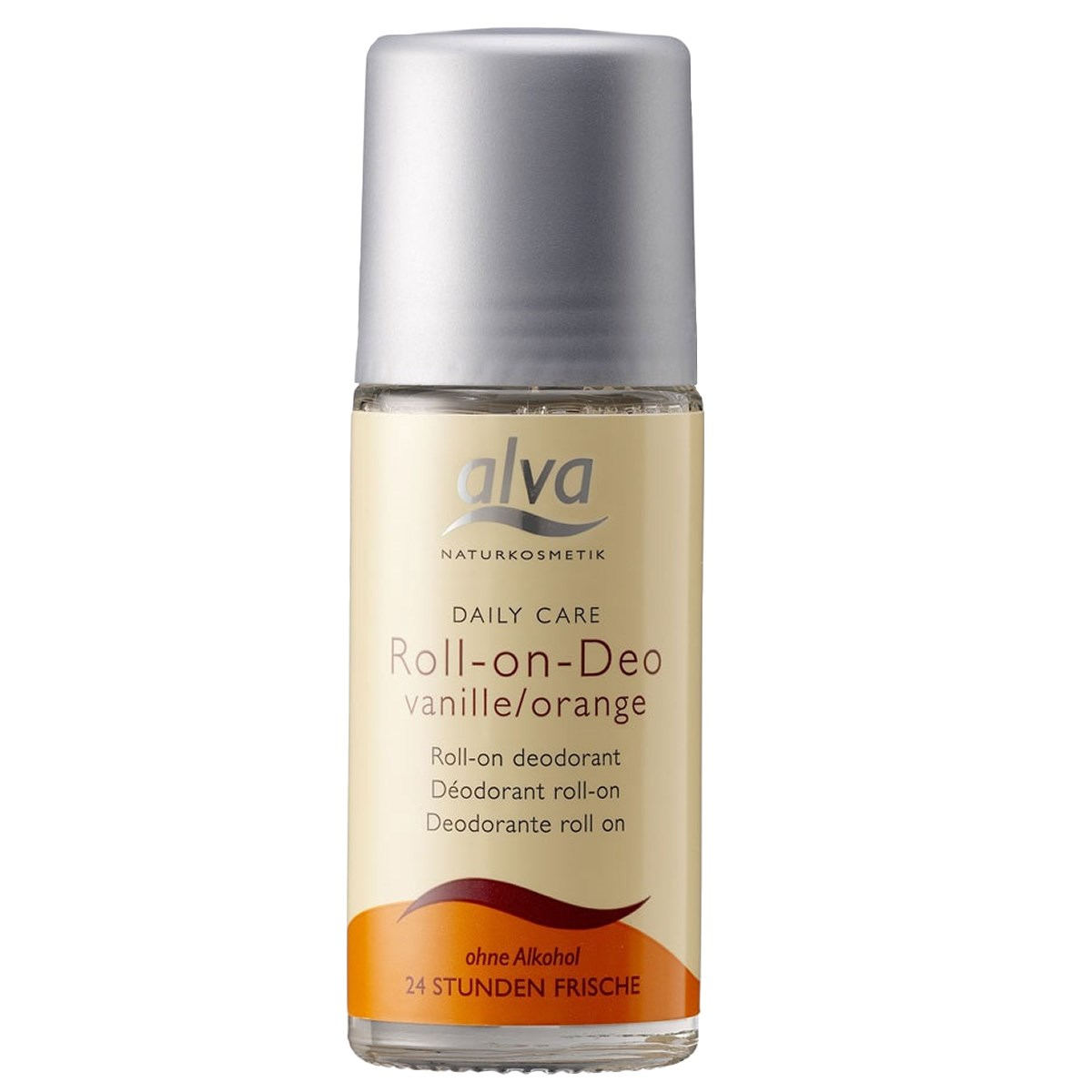 Alva Daily Care Roll On Deo Vanilla & Orange