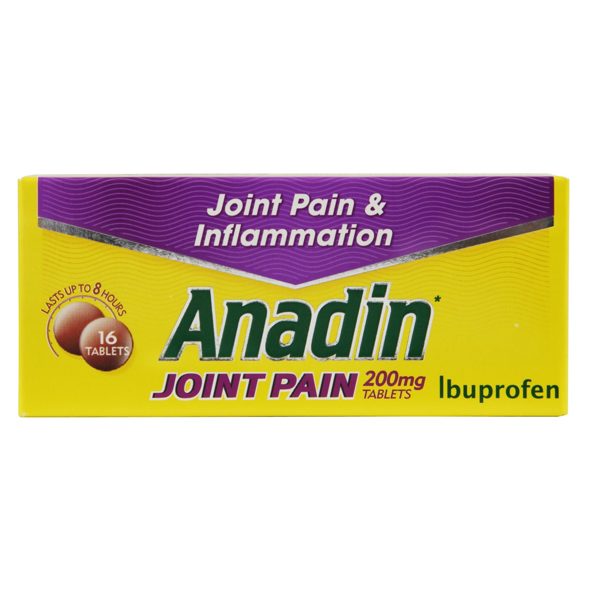Anadin Joint Pain 200mg Tablets