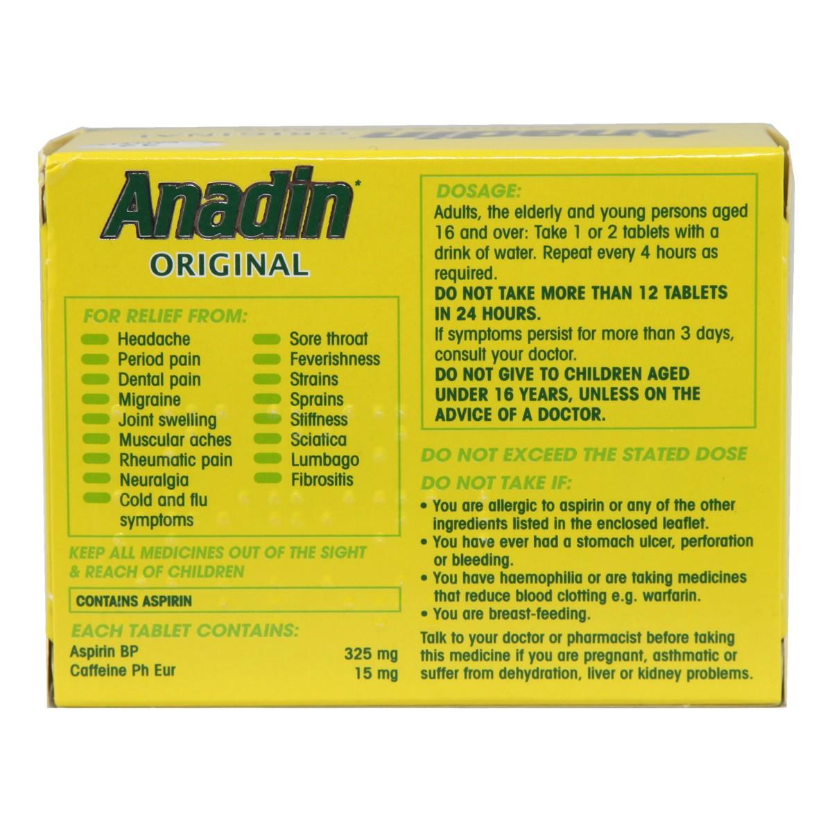 Anadin Original