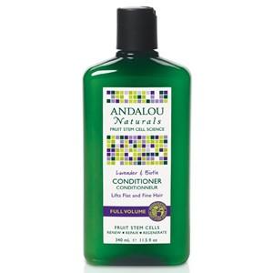 Andalou Naturals Full Volume Lavender & Biotin Conditioner 340ml