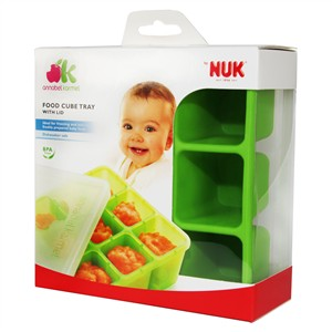 NUK Annabel Karmel Food Cube Tray with Lid