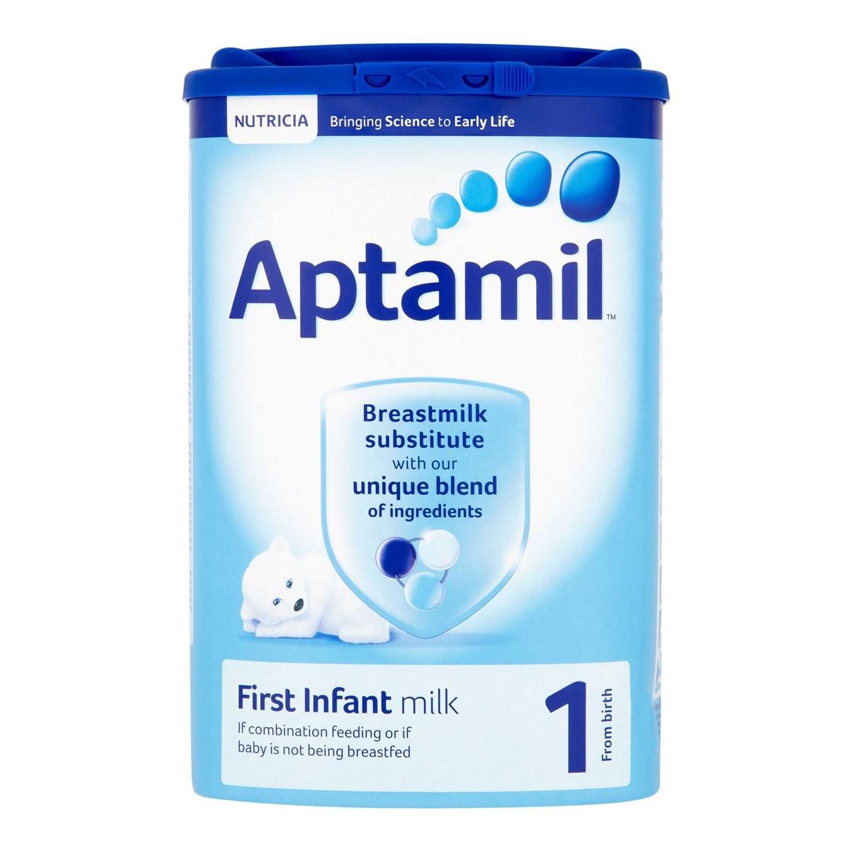 Aptamil First Infant Milk 1(From Birth)