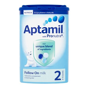 Aptamil with Pronutra+ Follow On Milk 2 (6 - 12 months)