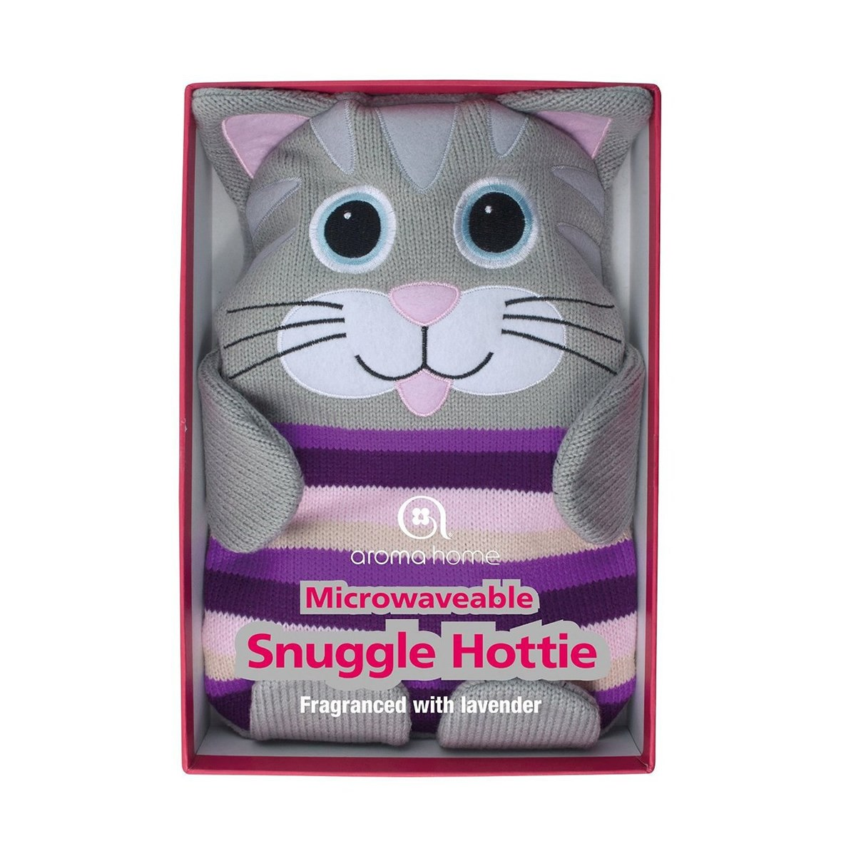 Aroma Home Microwaveable Snuggle Hottie - Cat