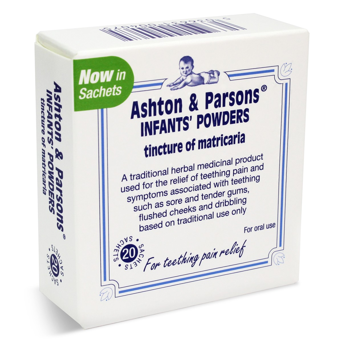 Ashton and Parsons Infant`s Powders