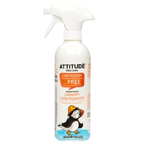 Attitude Little Ones Fragrance Free Laundry Stain Remover